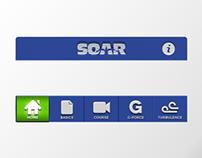 SOAR iOS Application UI design