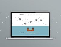 NANOS SCI. branding/web
