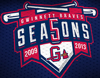 Gwinnett Braves 5th Season