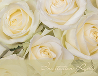 Commercial Wedding Stationery Ranges