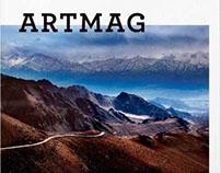 ARTMAG - Editorial Design