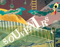 "Rainbow Danger Club ""Souvenirs"" Album Art"