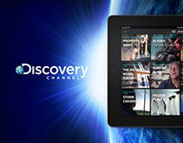 Discovery Channel iPad