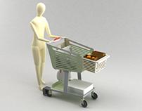 Versatile super market cart