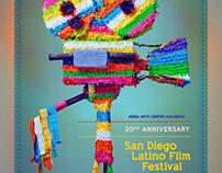 San Diego Latino Film Festival Poster