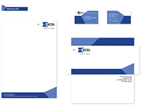 Excel Stationery Corporate Identity