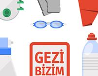 Gezi Direniş Araçları - Tools of the Gezi Resistance