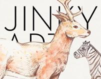 JinkyArt- Animated Illustrations