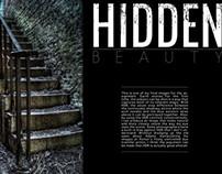 Hidden Beauty Magazine Spread - Plymouth