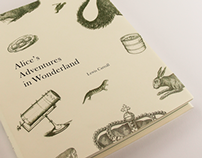 Alice in Wonderland Redesign