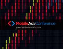 Mobile Ads Conference identity