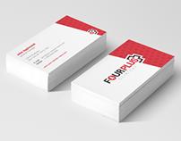 FourPlus Clinical | Branding & Identity