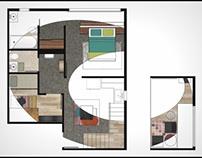 Design Studio 1 : Small Project (50 sq m)