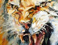 Painting: Animal series