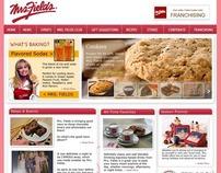 Mrs. Fields Philippines Website
