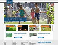 Orbit Irrigation Website