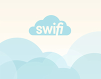 Swifi – Branding for Southwest Airlines Wifi