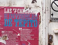 Las 7 cabronas e invisibles de Tepito, Mireia Sallarès