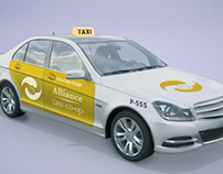 Branding for Startup Taxi Co-op
