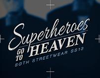 "Superheroes go to heaven - ""SGTH"""