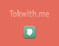 Tokwithme — UI/UX