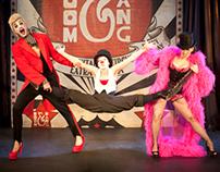 Boom & Bang Circus Visual Identity