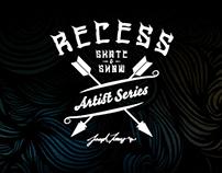 Recess Artist Series