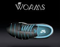 NIKE Worms Shoe
