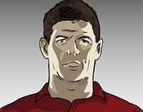 Liverpool FC Portraits