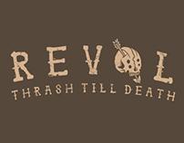 REVOL SB - THRASH TILL DEATH COLLECTION
