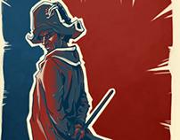 Les Miserables Poster Design