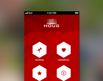 HOUG Conference App