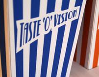 Taste 'O' Vision