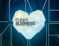 Funky Business identity redesign
