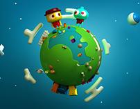 Dia de la Tierra - Discovery Kids