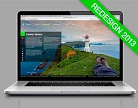 Hotel Streym Tórshavn Website 2013