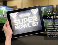 XFINITY Super Bowl Quiz Game