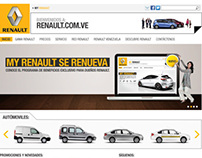 Renault | Sitio Web | My Renault