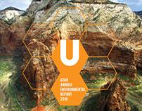 UTAH ANNUAL REPORT 2010
