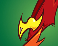 Phoenix like icon