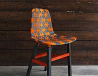 Printed Chair
