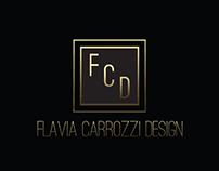 Flavia Carrozzi Design Logos
