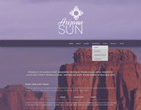 Arizona Sun Template