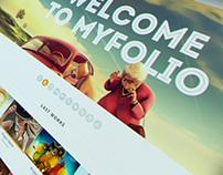 MyFolio » Responsive OnePage Wordpress Theme