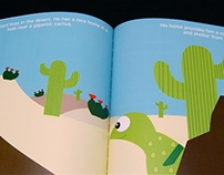 Larry the Lizard E-Book Series