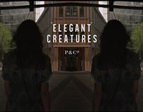 P&CO - Elegant Creatures Collection