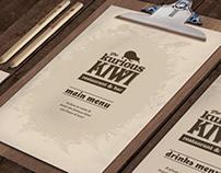 The Kurious Kiwi - Bar & Restaurant
