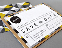 Betty Wedding Stationery