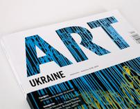 cover for magazine «ART UKRAINE»