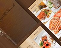 Pechka Russian kitchen restaurant menu